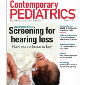 2019 Contemporary Pediatrics Screening for Hearing Loss- Wispr Digital Otoscope
