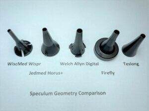 Otoscope Speculum Comparison